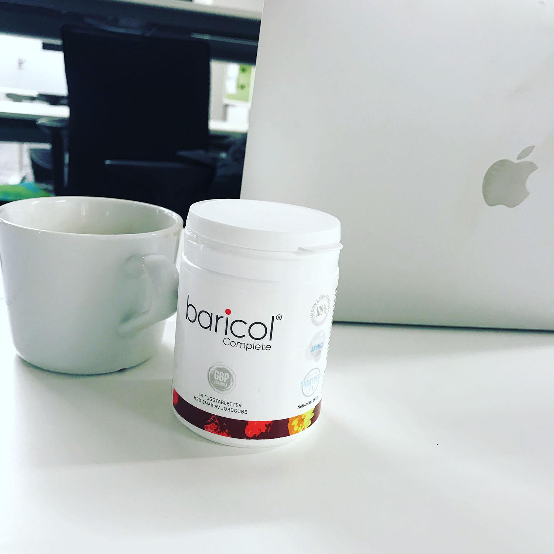 Baricol Complete – Multivitamin efter överviktskirurgi