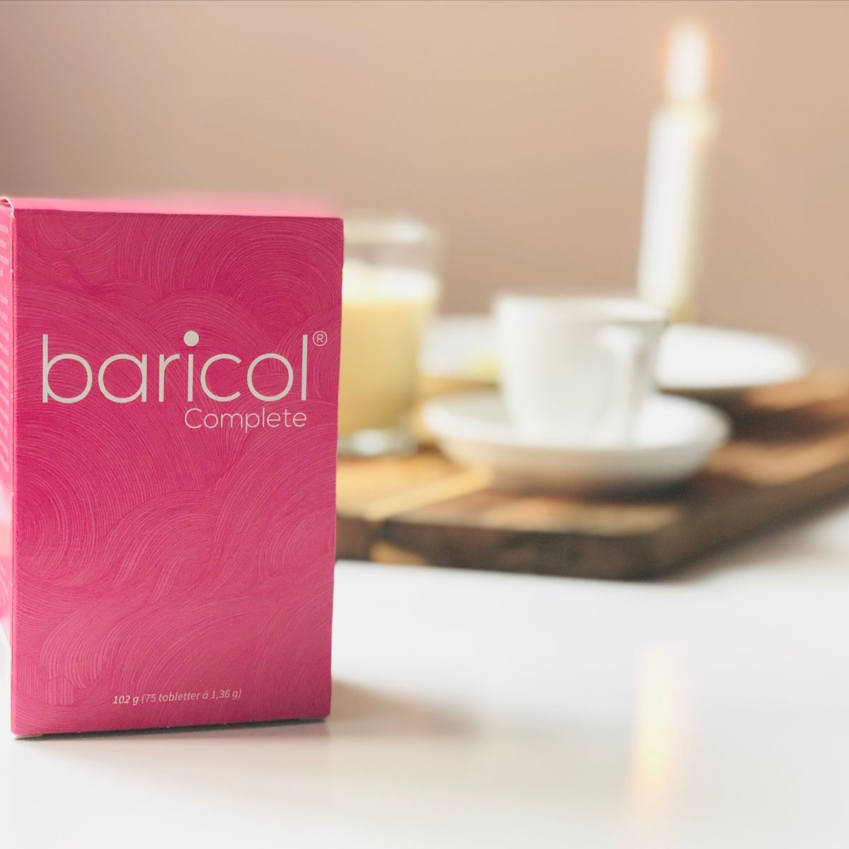 Baricol Bariatrics- ny hemsida