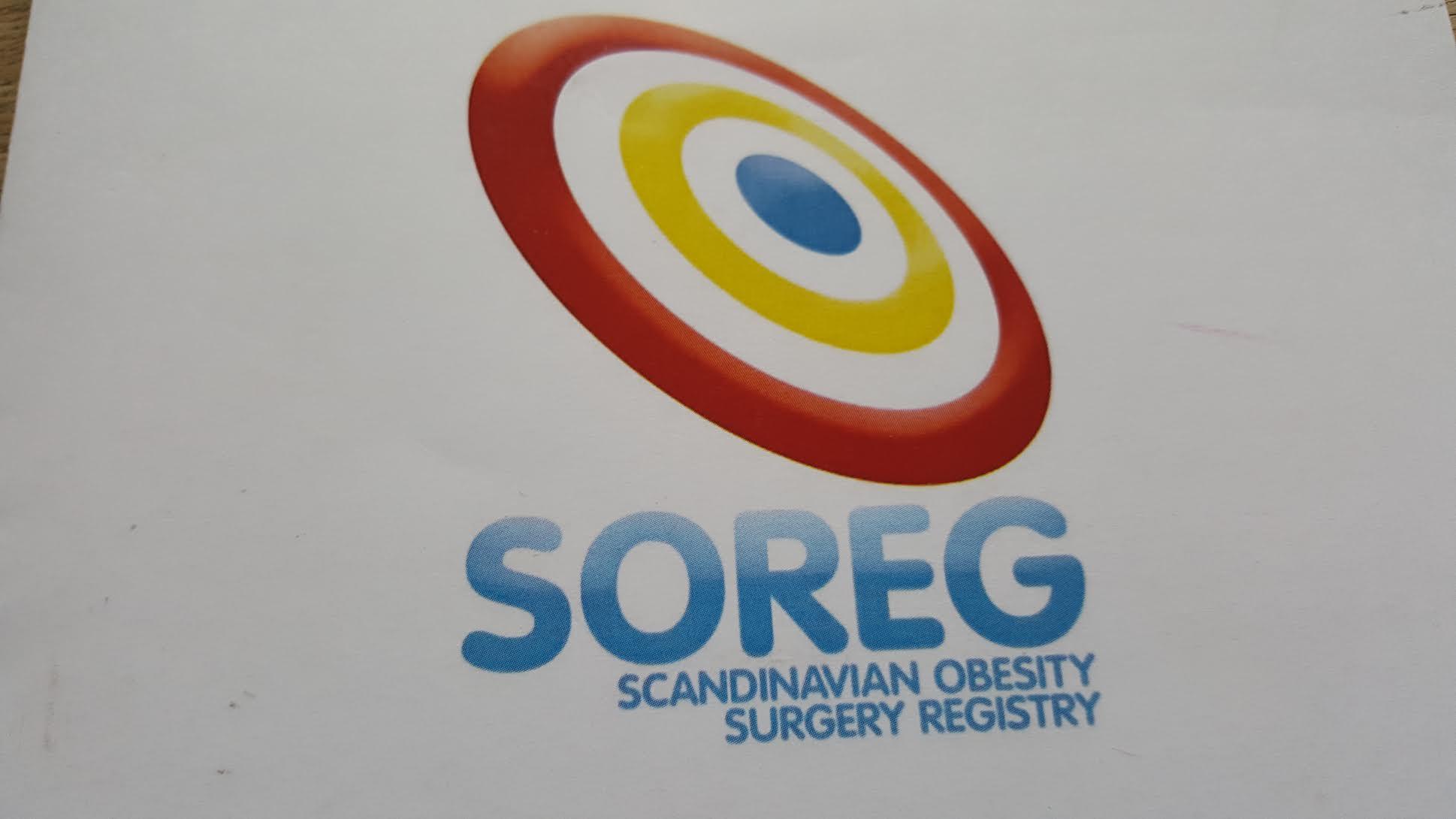SoReg – kvalitetsregister för Överviktskirurgi