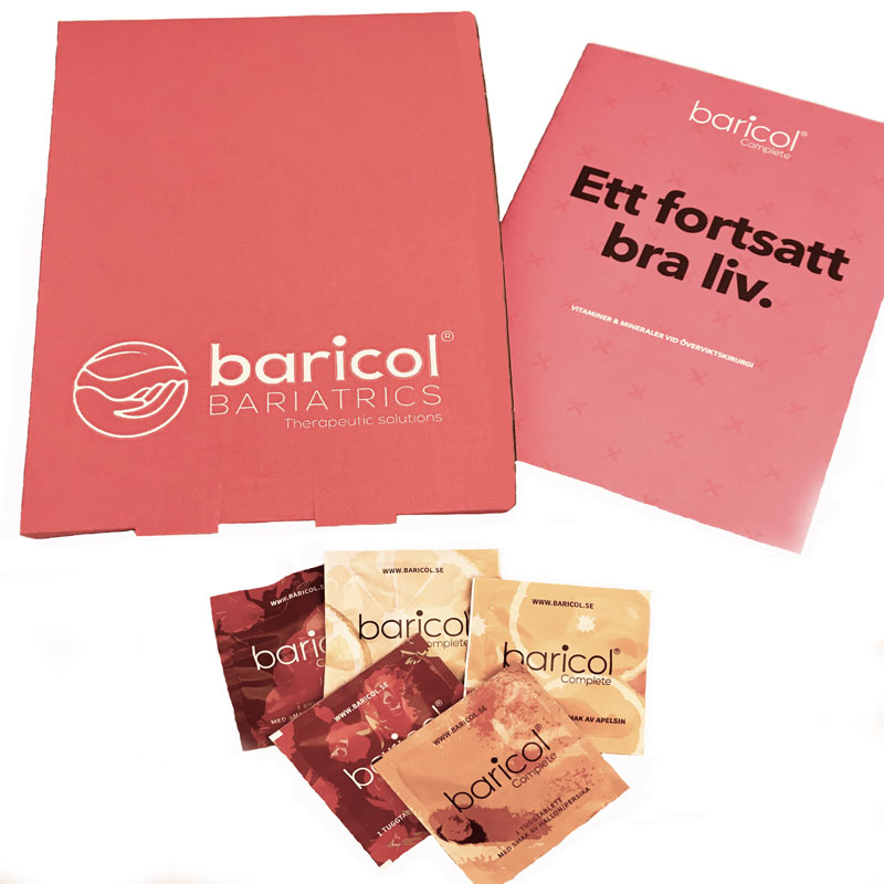 Provpaket – Baricol® Complete