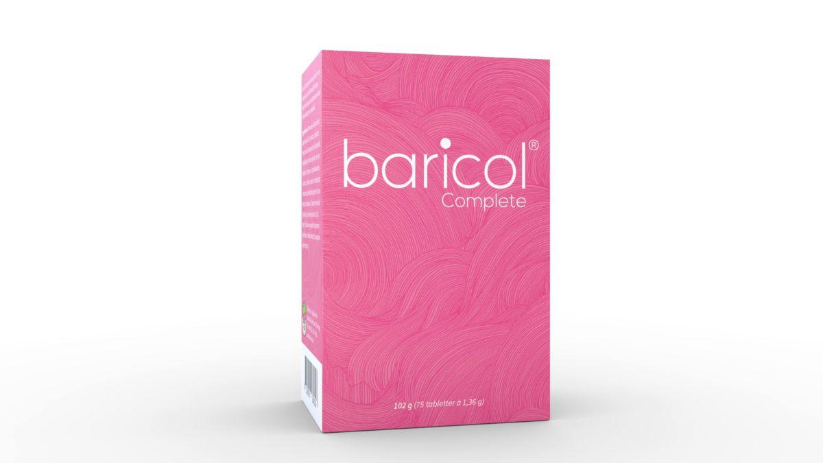 Baricols nya tabletter