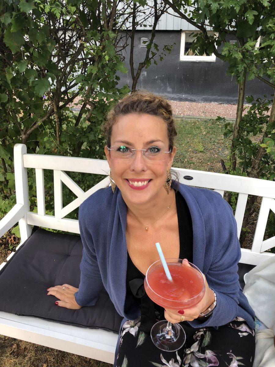 Hur alkohol fungerar efter op och spontan kräftbuffé