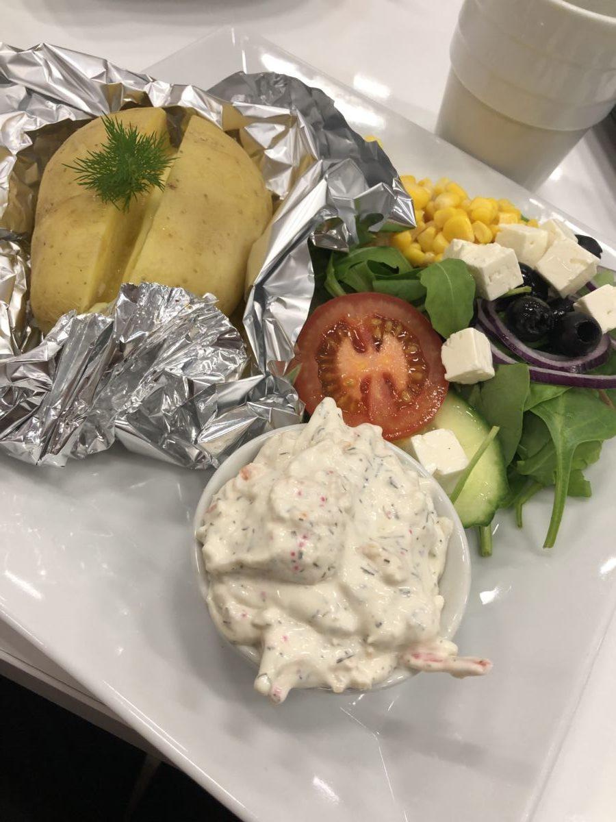 Kalas/äta ute som magsäcksopererad