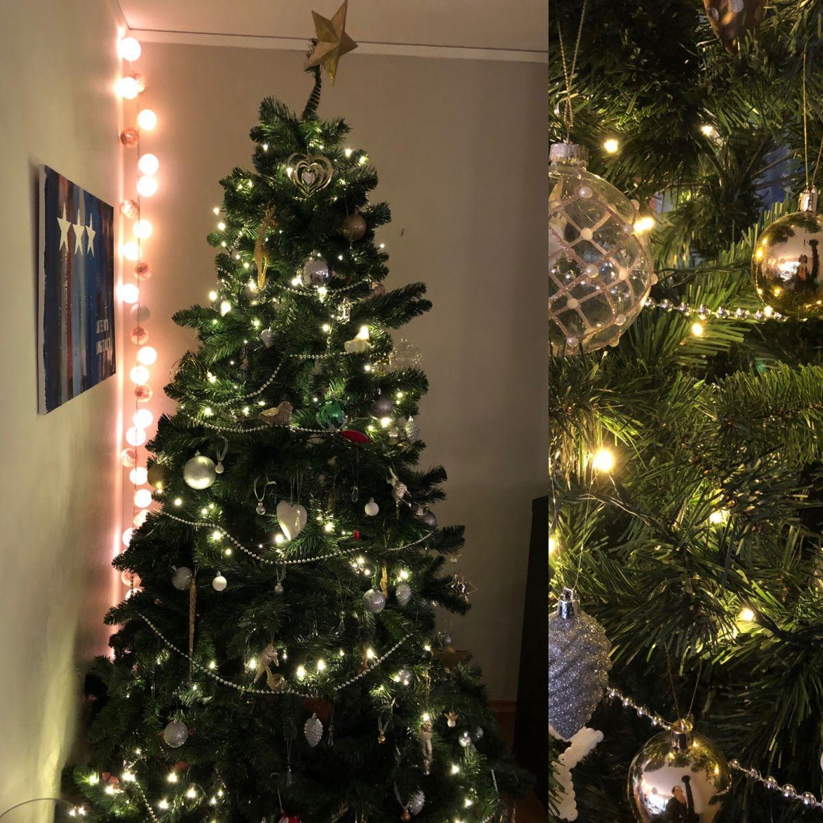Julhelgen 2018 hos Louise