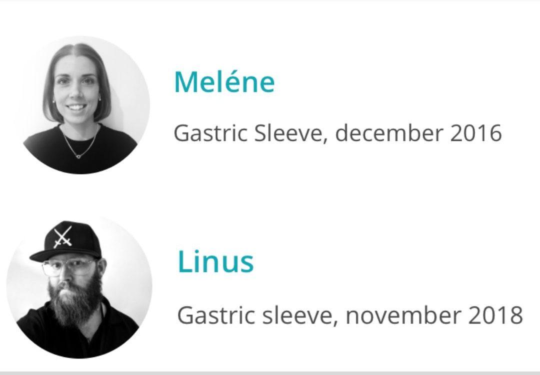 Fråga våra gastric sleeve-opererade bloggare vad du vill – live på Instagram ikväll!
