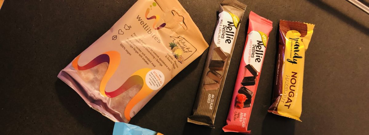 Sötsaker efter Gastric bypass