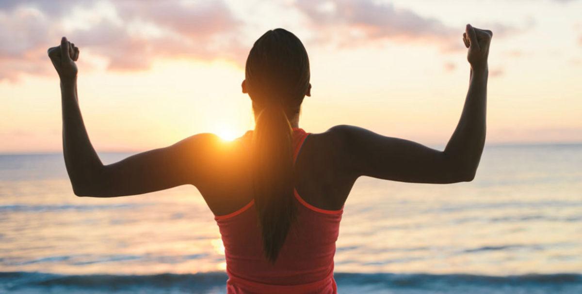 Från soffpotatis till träningsberoende