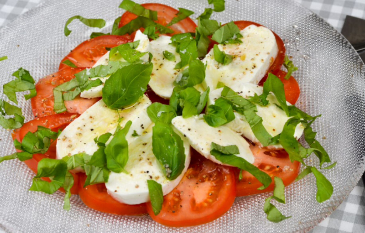 Mozzarella – en stor favorit!