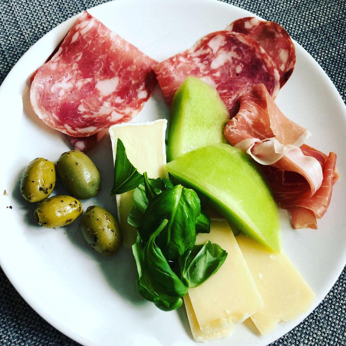 Att äta som en Fransyska!