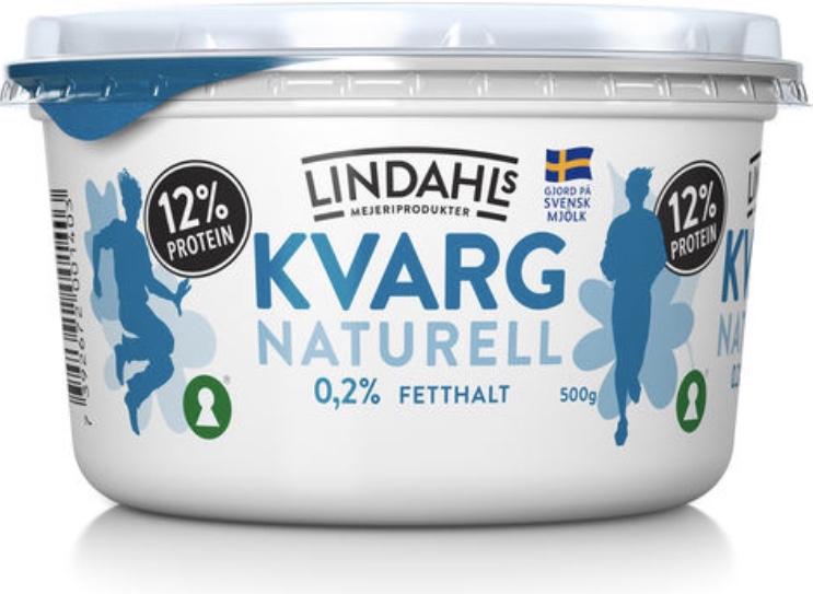 Kvarg och yoghurt