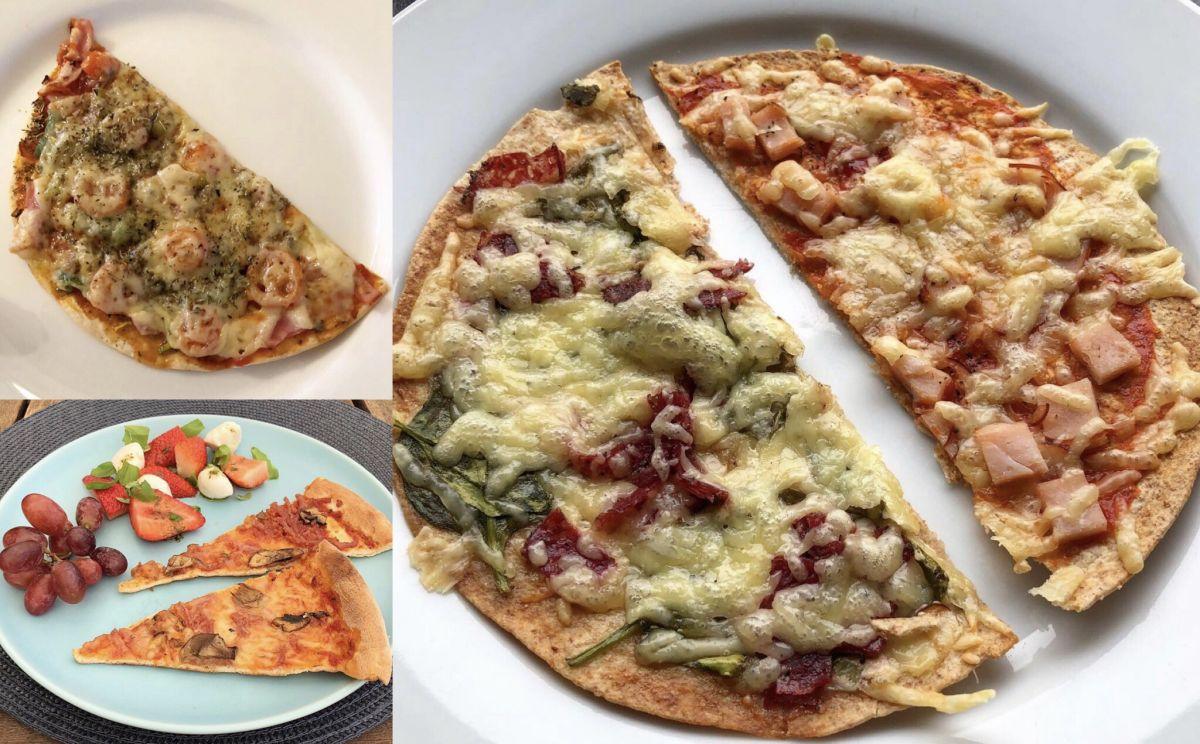 Pizza till frukost?