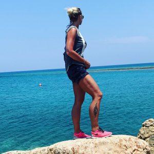 Två minimagar på Cypern