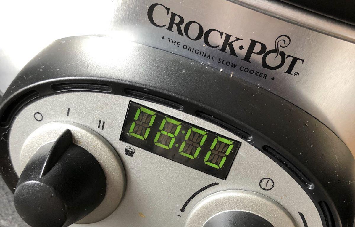 8 timmar i CrockPoten