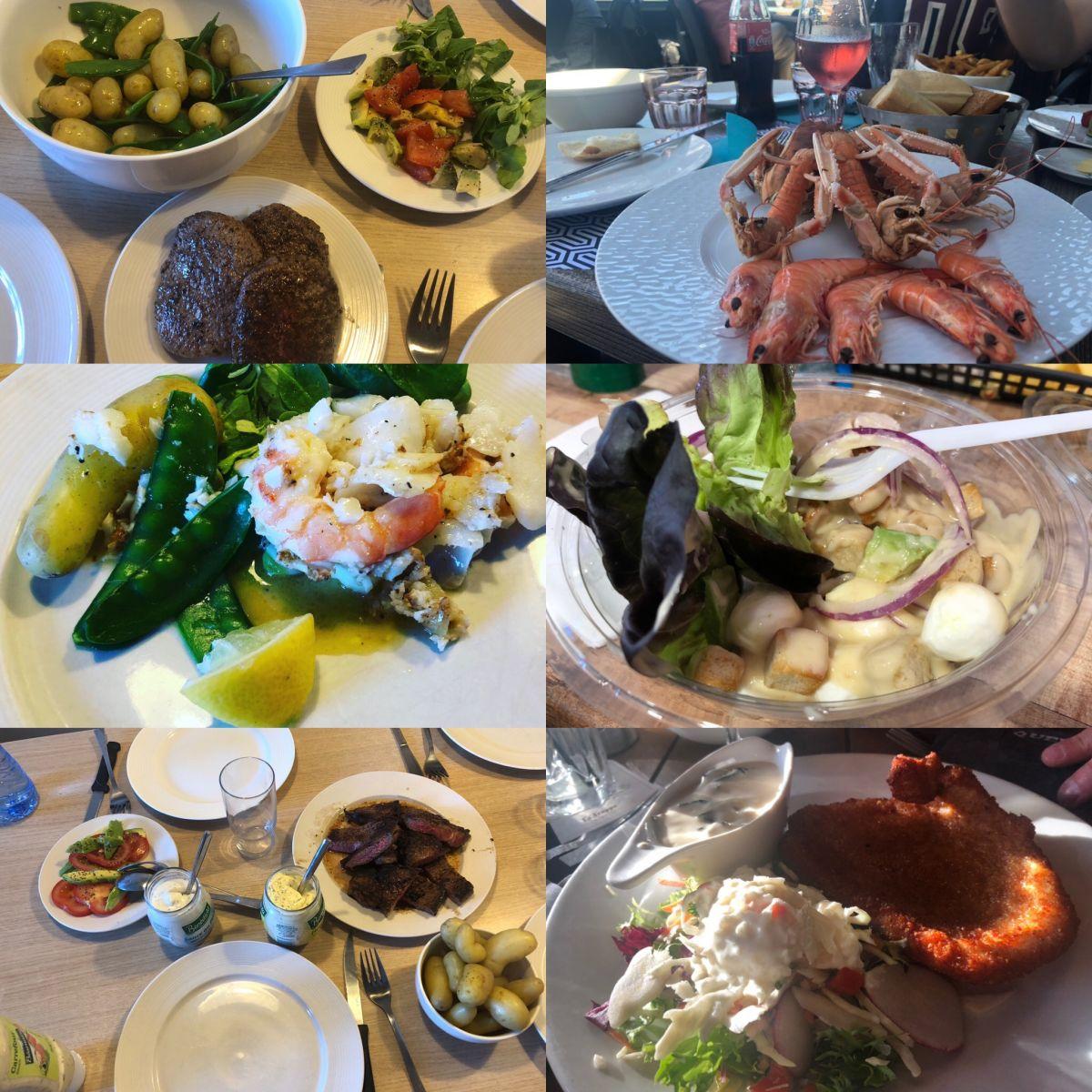 Måltider i Frankrike