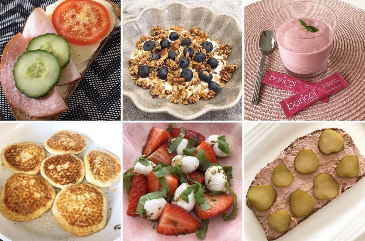 Frukosttips till alla minimagar