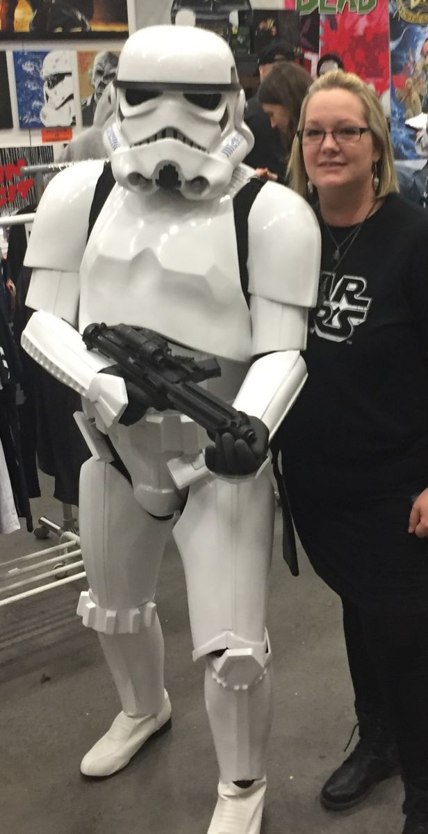 Storm Trooper och Sophia