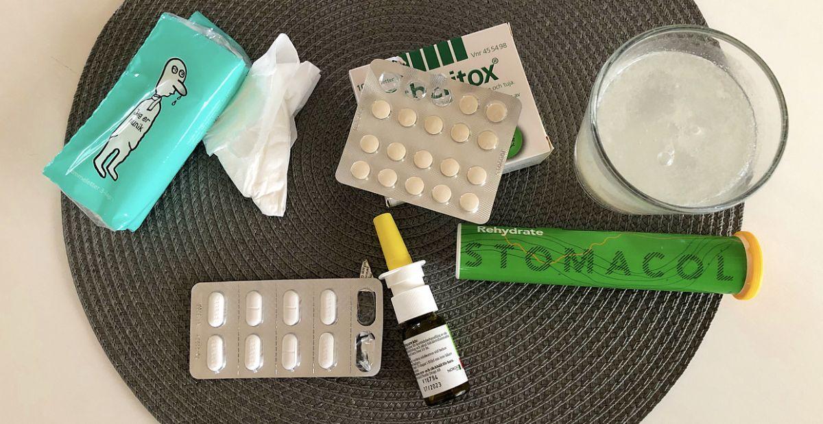 Sjukstuga och därmed varning för deppigt inlägg…
