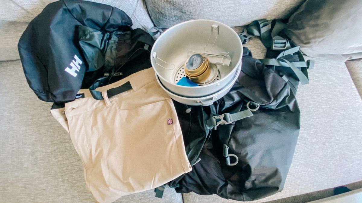 Friluftsliv – nytt stormkök och kläder för överviktiga!