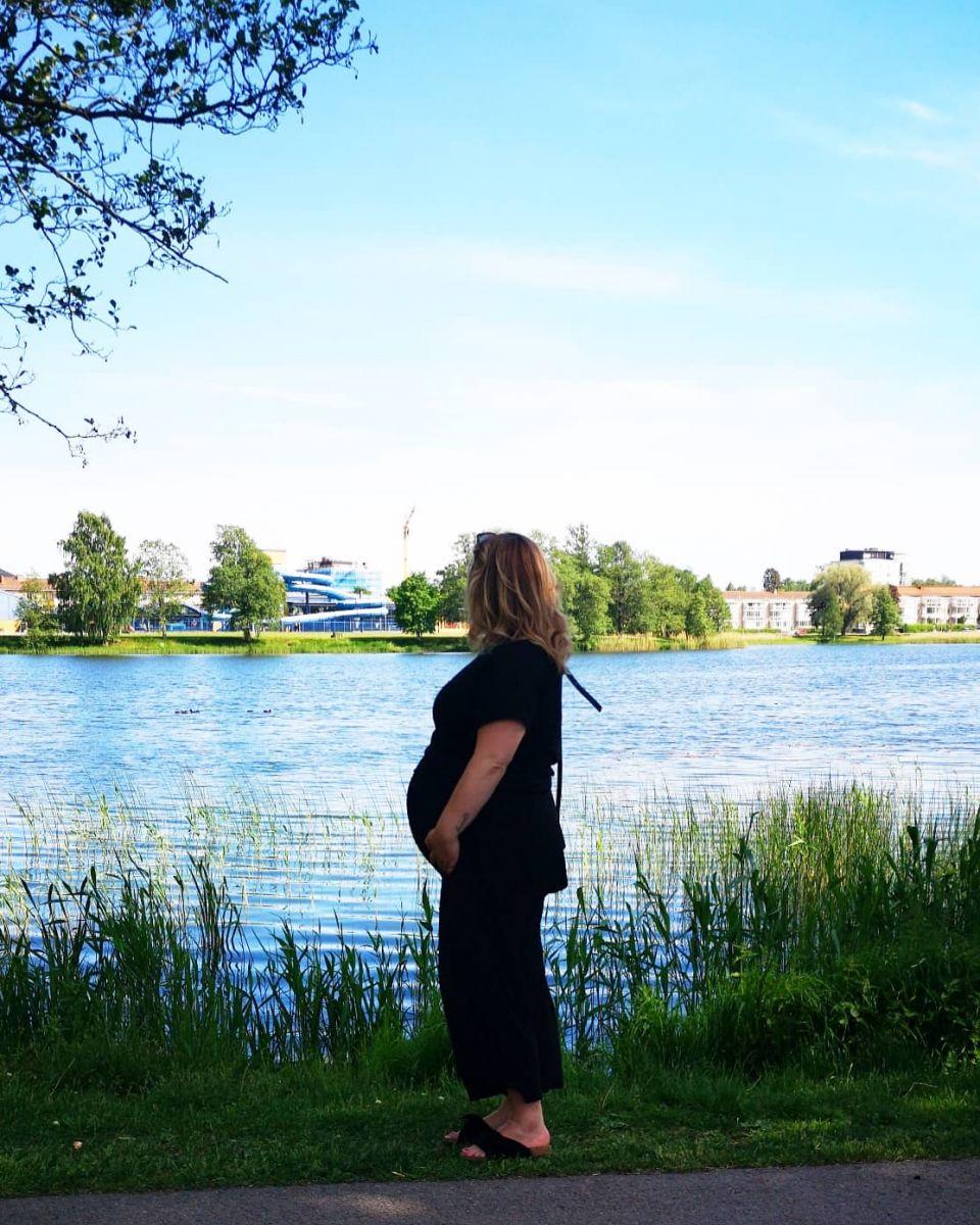 Min graviditet efter en gastric sleeve del 1